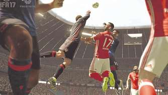 Kicker-Simulation Fifa 17 im Test