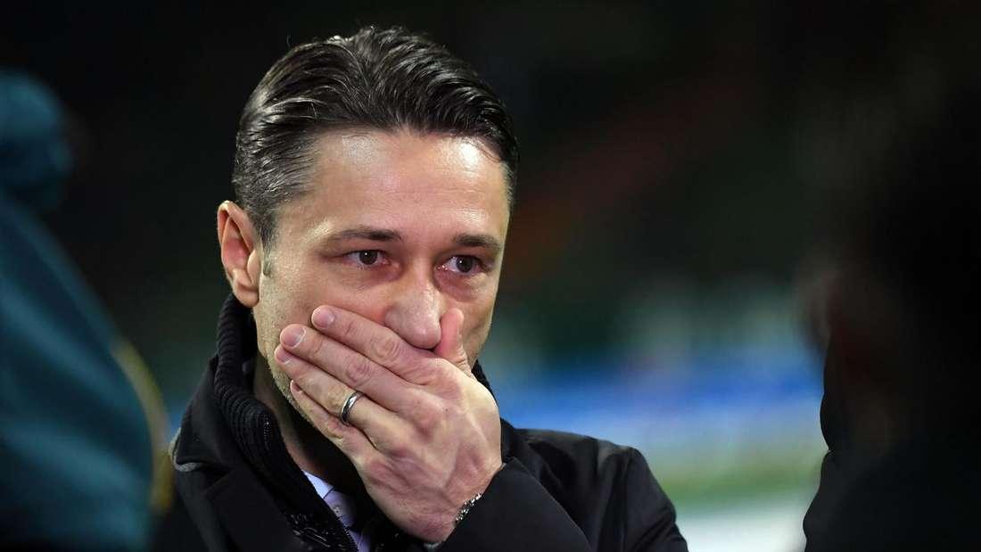 Eintracht Frankfurt siegt bei Werder Bremen mit 2:1