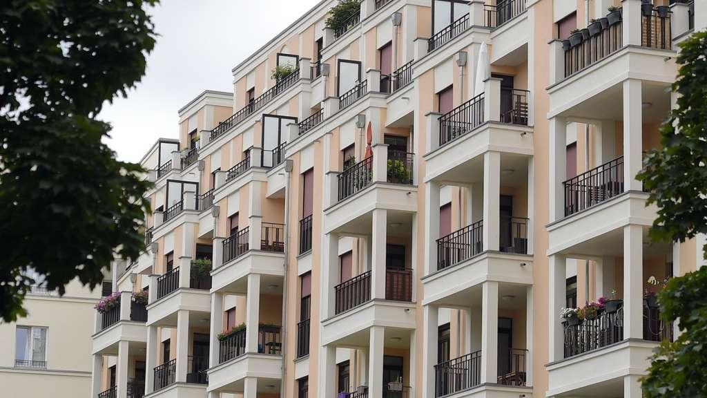 Frankfurt Kosten Für Neubauwohnungen Weiter Auf Rekordhoch Hessen