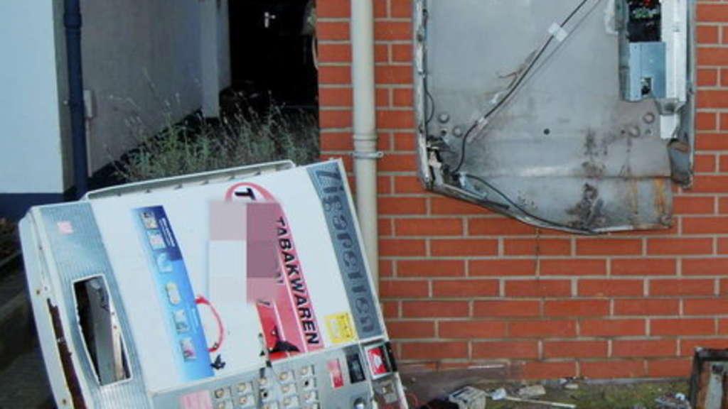 Zigarettenautomat Frankfurt