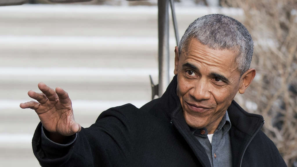 "Obama bald ""Präsident der Playlisten""?"