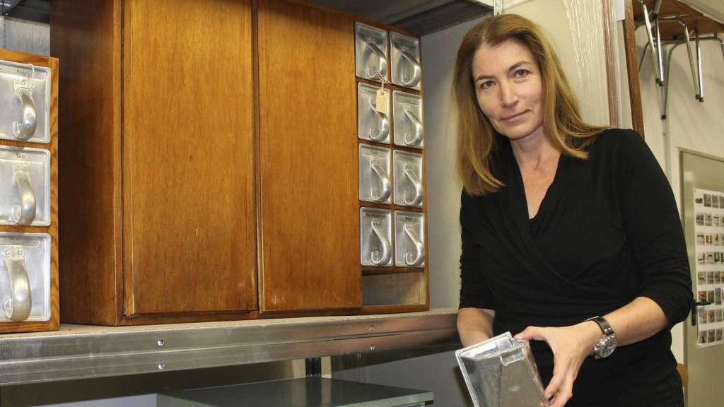 Frankfurter Küche gilt als Mutter der Einbauküche: Design-Fans ...