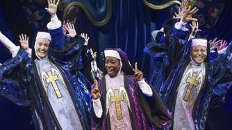 "Wer will das Erfolgsmusical ""Sister Act"" sehen?"