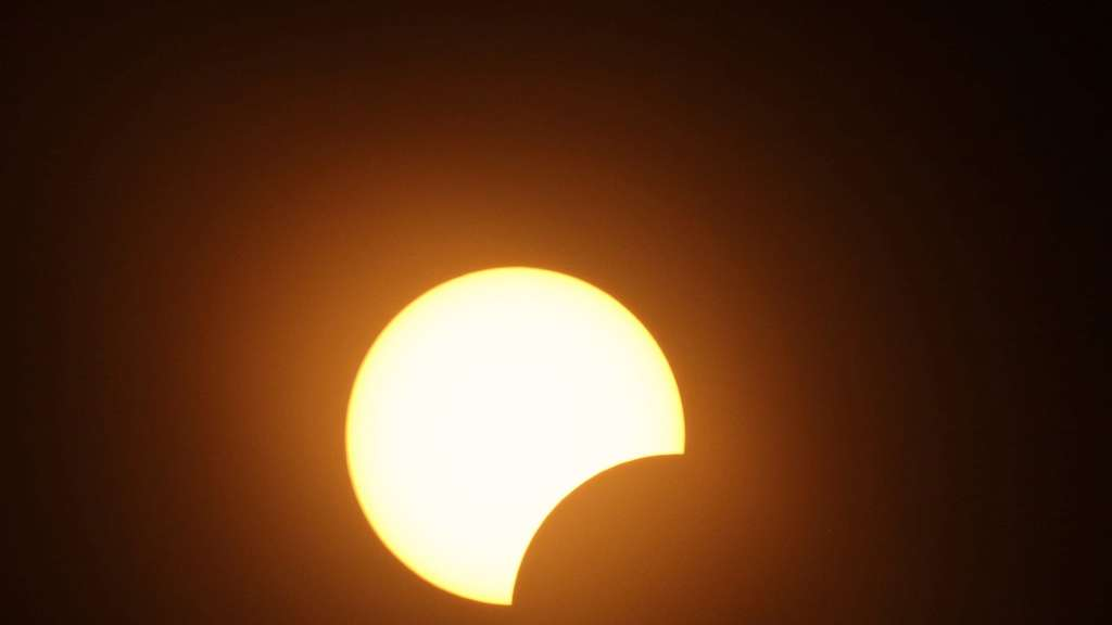 N24 LIVE am Montag: Totale Sonnenfinsternis in den USA