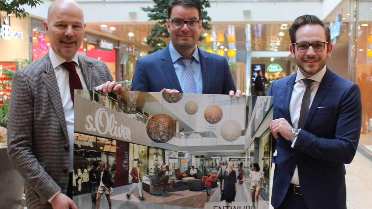 der hessen center umbau beginnt f r 45 millionen wird das einkaufszentrum in frankfurt. Black Bedroom Furniture Sets. Home Design Ideas