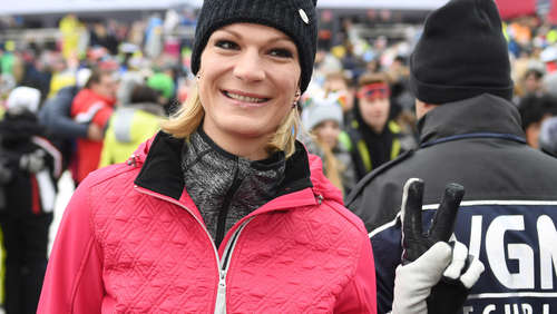 Maria Höfl-Riesch im Interview: