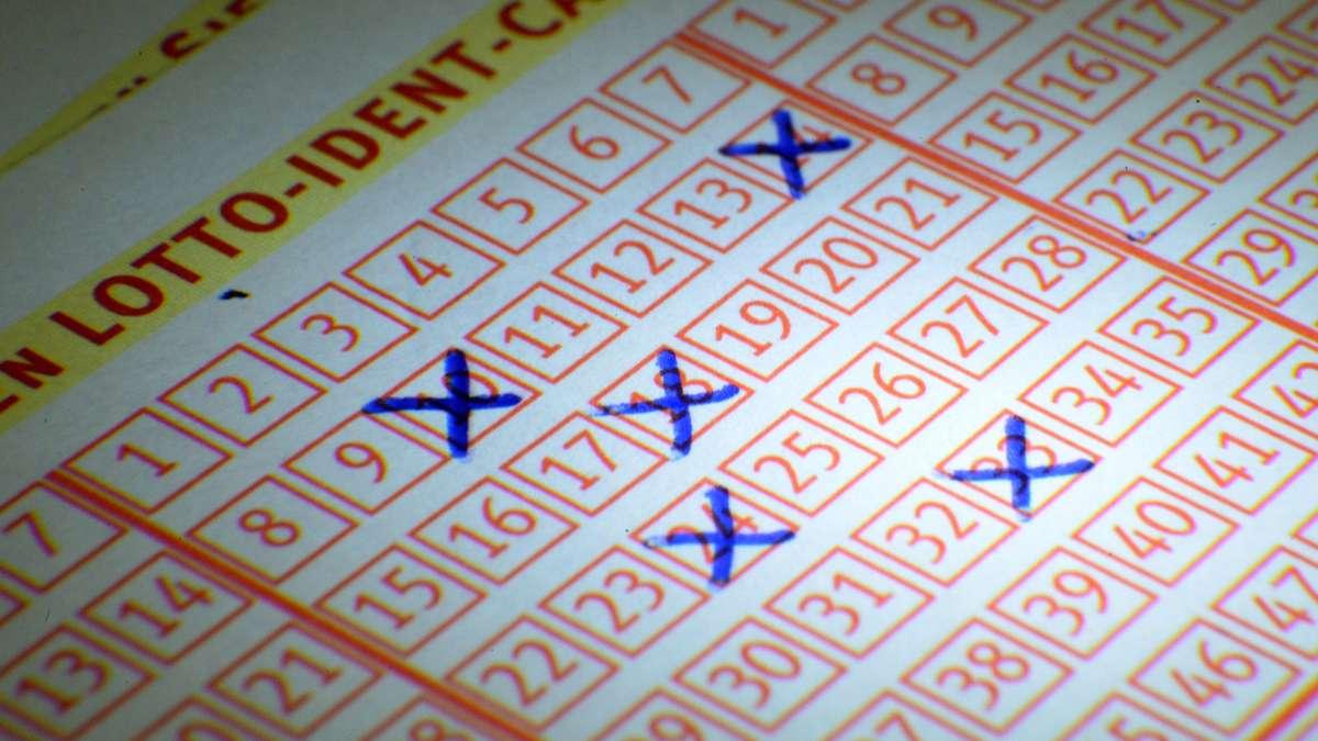Lotto Zentralgewinn