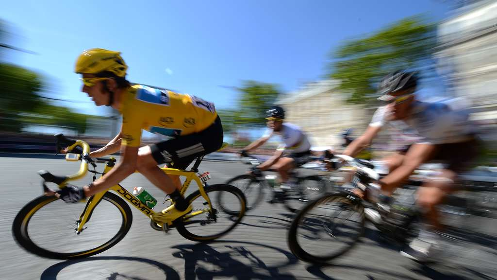 Die Tour de France 2020 startet in Nizza.