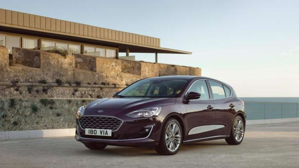 Neuer Ford Focus startet im September