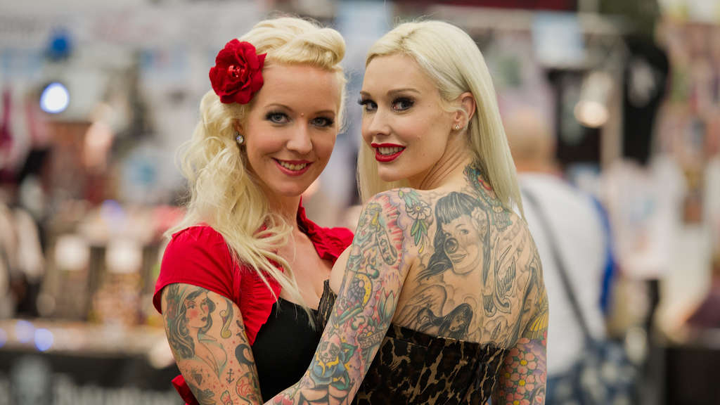 Internationale Tattoo-Convention