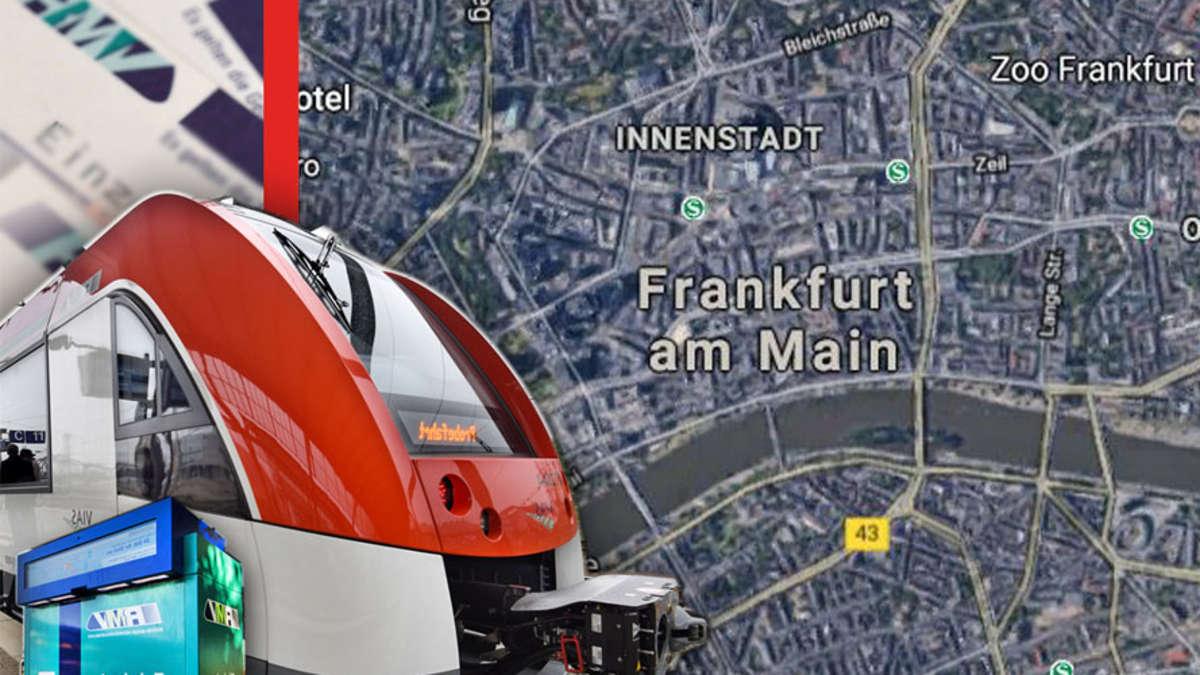 S Bahn Störung Frankfurt