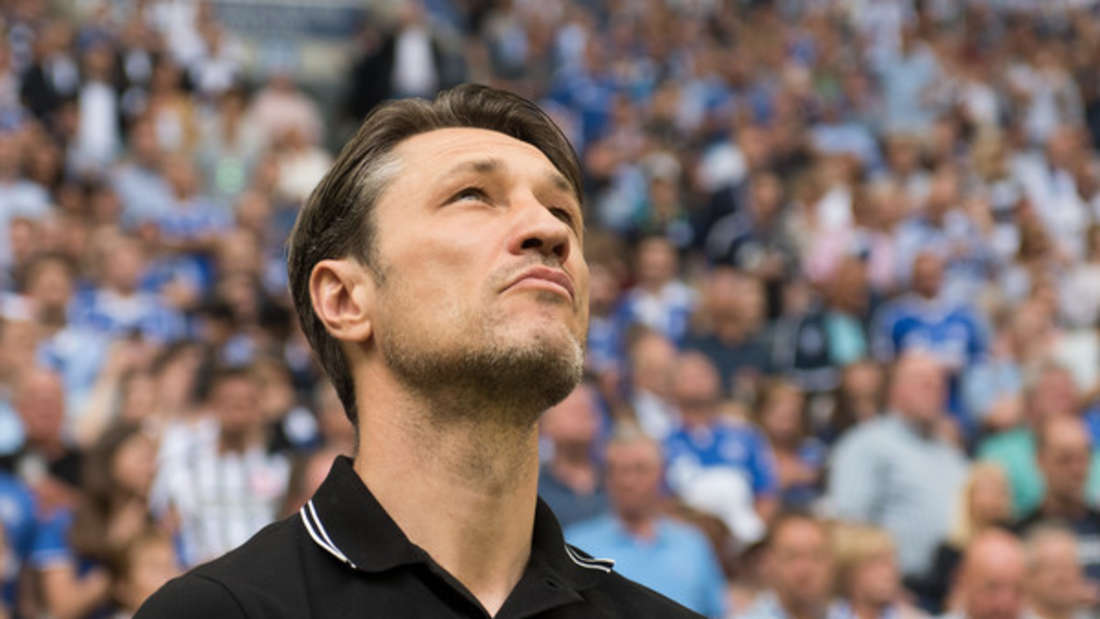 Niko Kovac verlässt Eintracht Frankfurt und wird Chef-Coach bei Bayern München.
