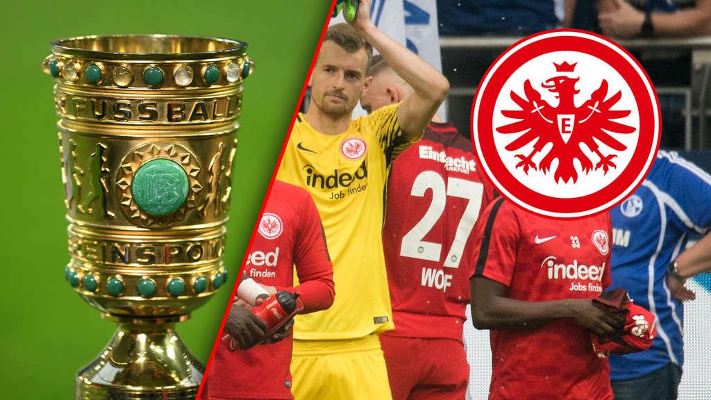 Der Fahrplan Für Eintracht Frankfurt Für Das Dfb Pokal Finale Am