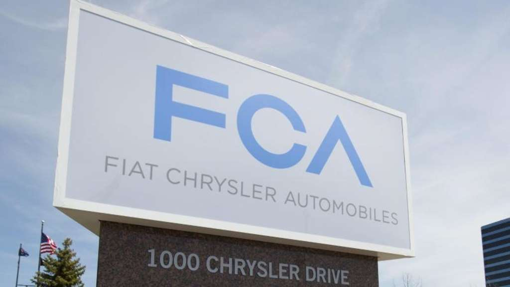 Die Zentrale von Fiat Chrysler in Auburn Hills, USA. Foto: Rena Laverty/EPA Files