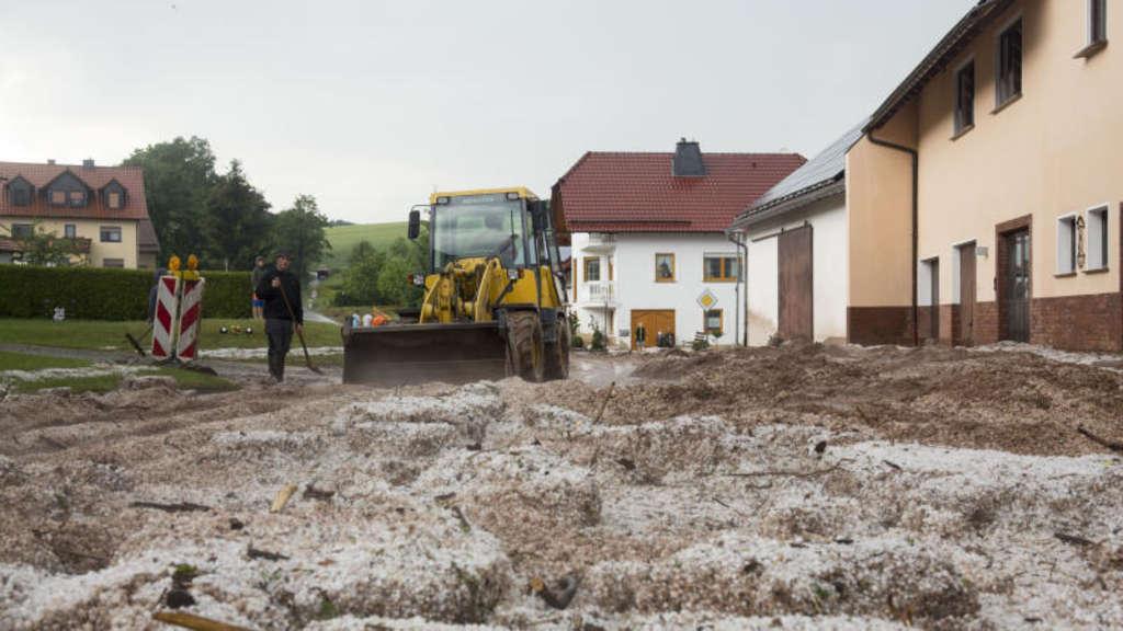 Unwetter In Nordhessen