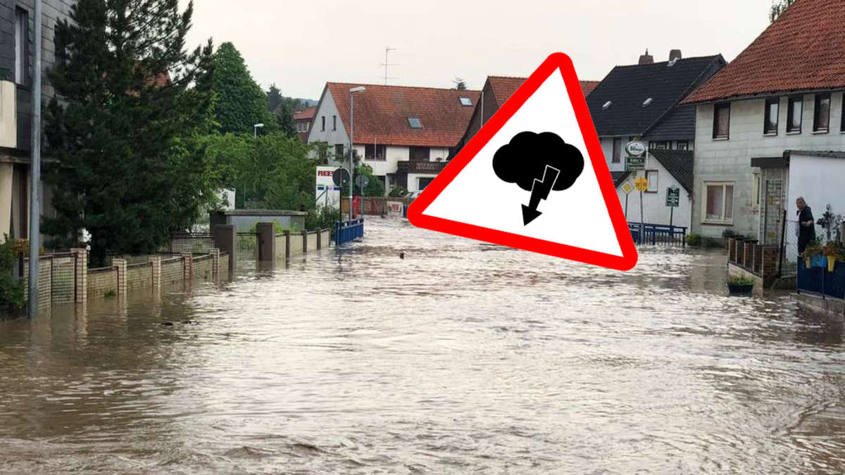 Unwetter Hessen