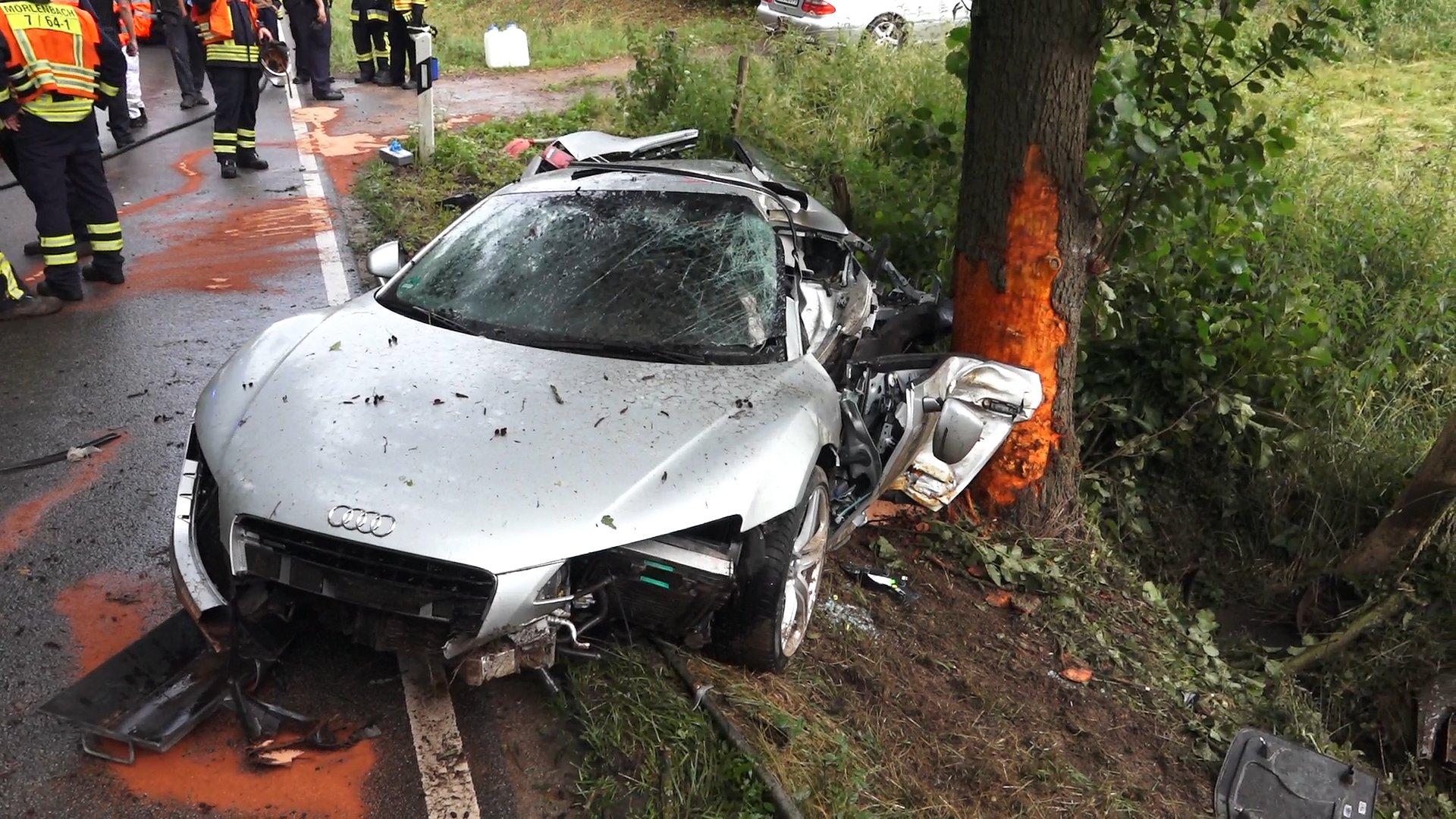 Unfall Michelstadt
