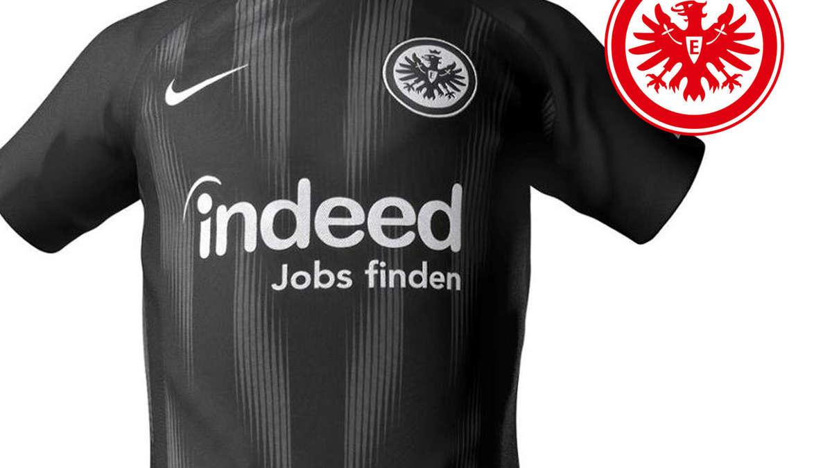 Neues Trikot Eintracht Frankfurt