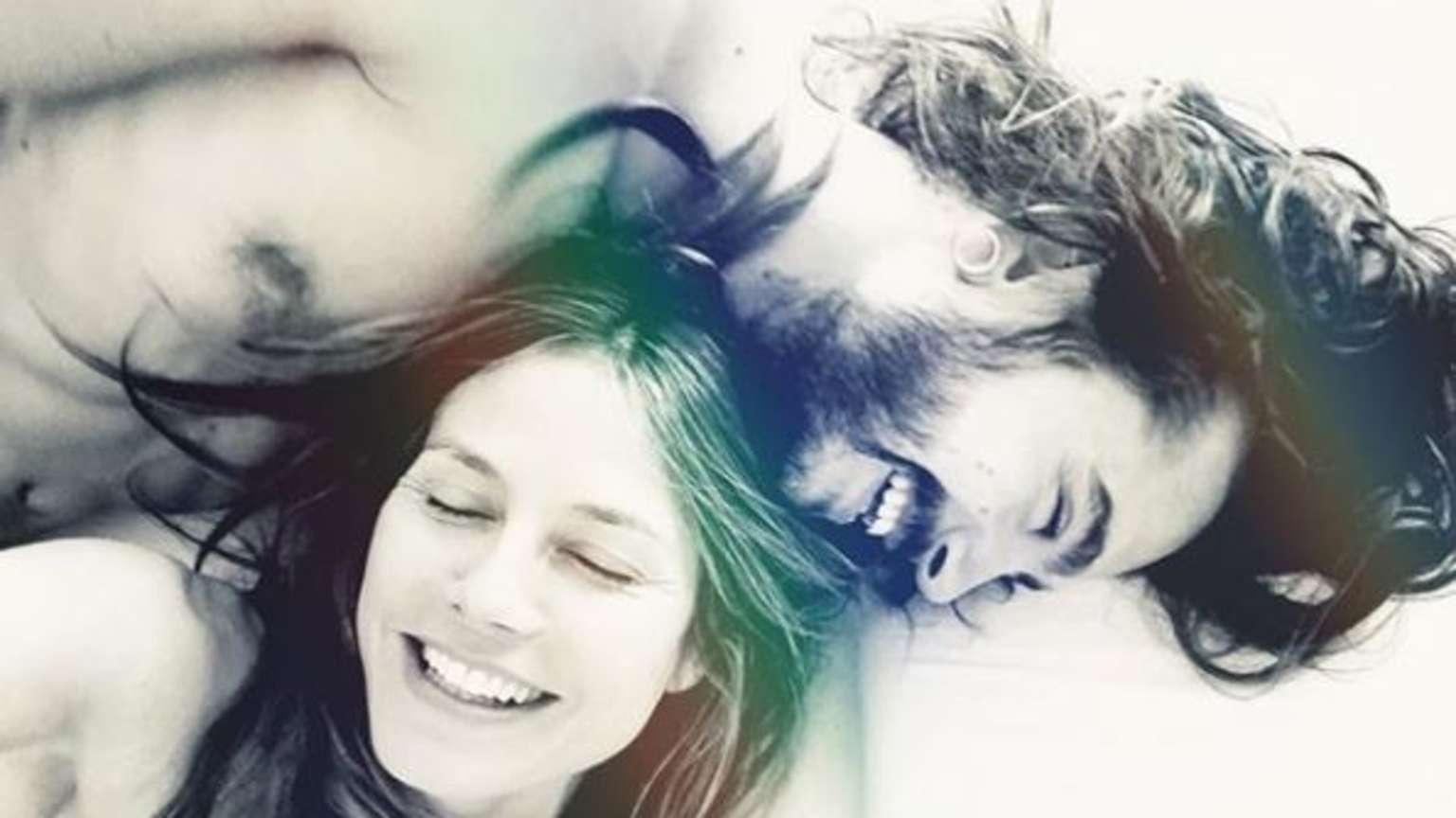 Heidi Klum und Tom Kaulitz zeigen pikantes Liebes-Selfie
