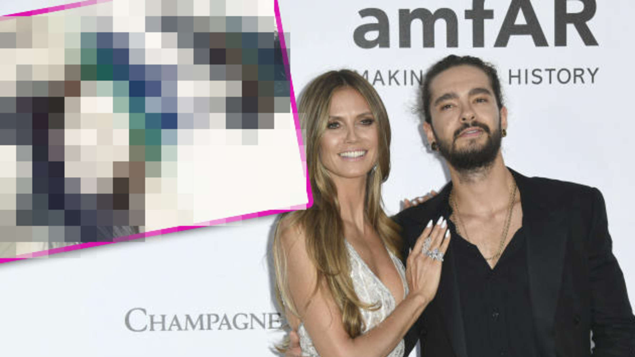 Kaulitz und klum nackt heidi bill Heidi Klum,