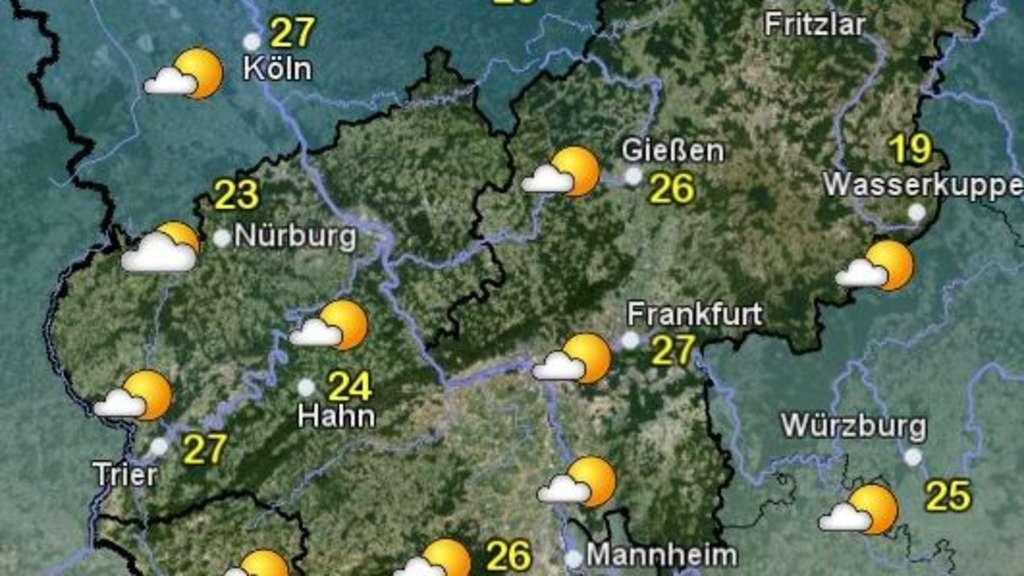 Wie Wird Das Wetter Mittwoch