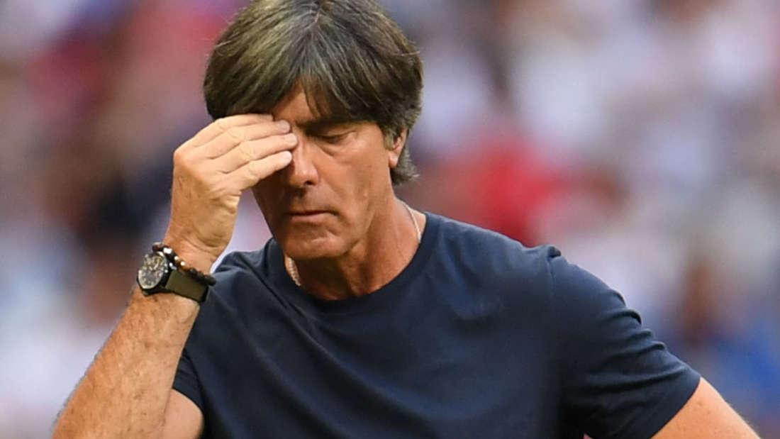 Ohje, Jogi: Deutschland ist in der Vorrunde der WM 2018 in Russland ausgeschieden.