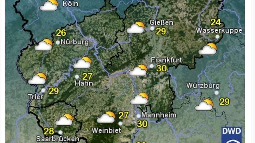 Wie Ist Das Wetter Heute In Gießen