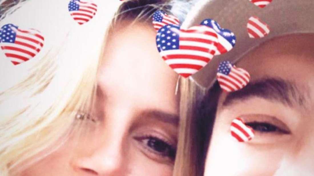 Heidi Klum Tom Kaulitz Unabhängigkeitstag