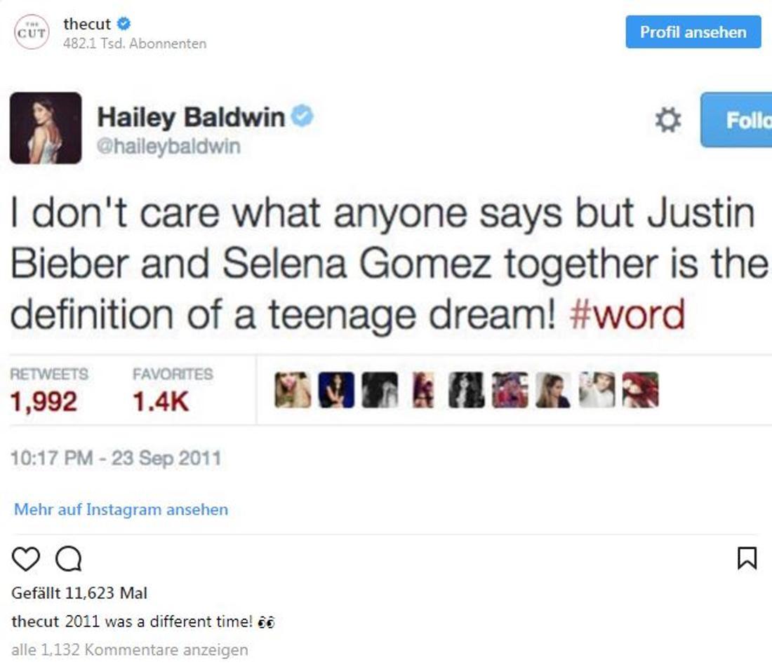 Selena Gomez: So reagiert sie auf die Blitz-Verlobung von Justin Bieber