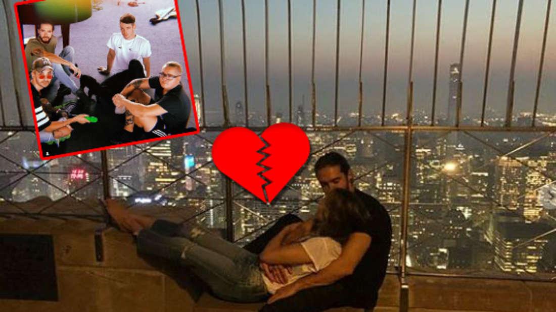 Liebes-Aus bei Heidi Klum und Tom Kaulitz? Papa Klum und ein Foto klären auf