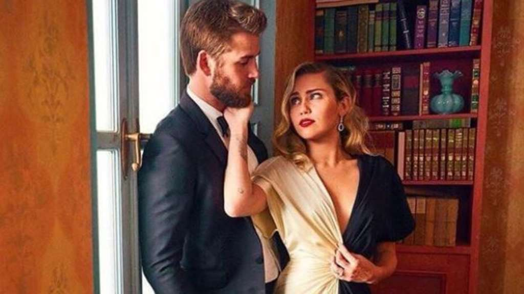 trennung bei miley cyrus und liam hemsworth dieses video. Black Bedroom Furniture Sets. Home Design Ideas