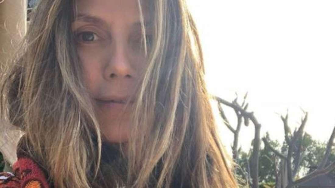 Heidi Klum postet mega heißes Tanga-Bild! Doch ein wichtiges Detail fehlt