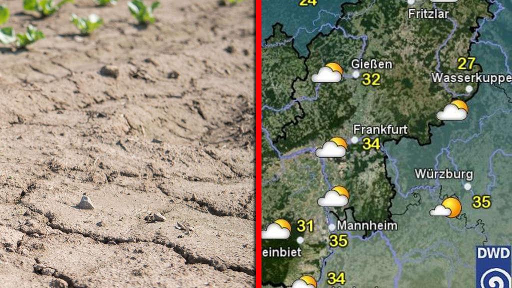 Wetter In Hessen Frankfurt