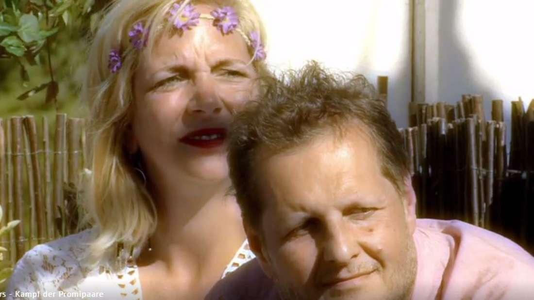 Zu Beginn von Folge 4 im Sommerhaus der Stars hatte Jens Büchner noch keinen Cut auf der Nase.