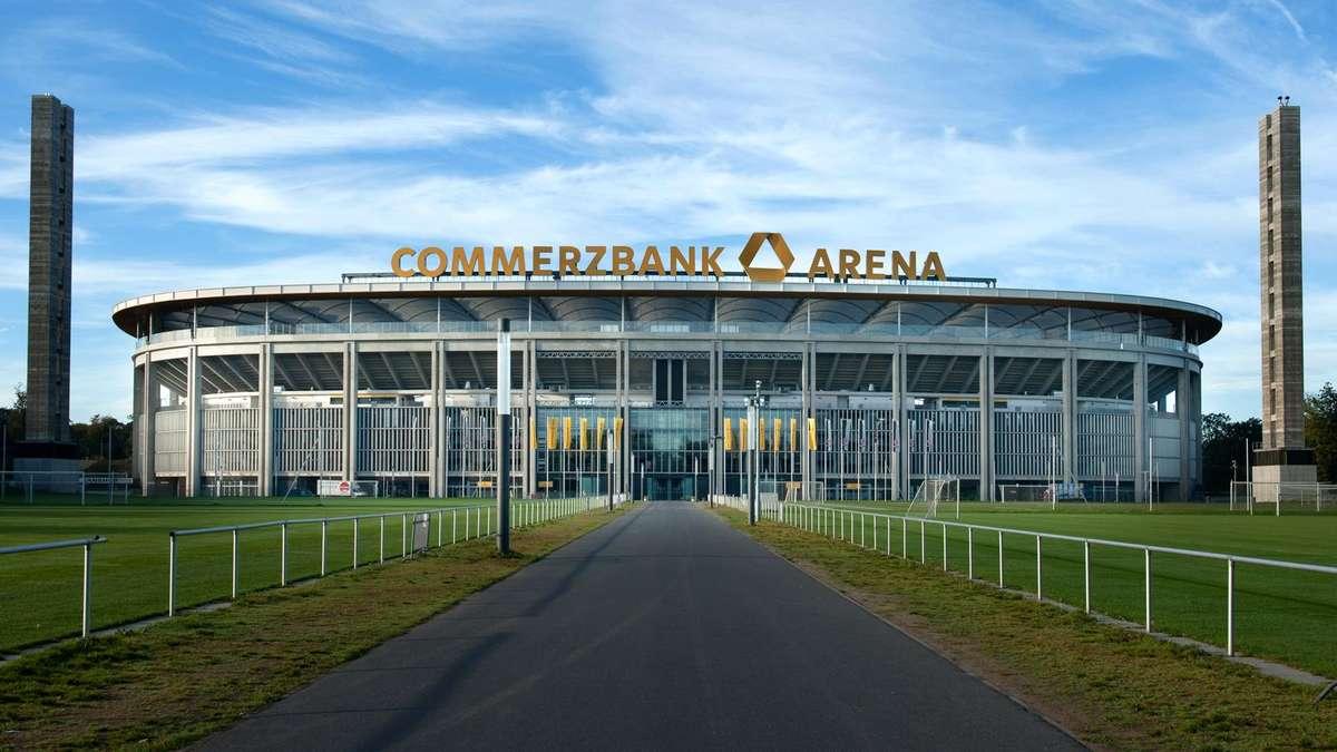 Commerzbank Arena Adresse