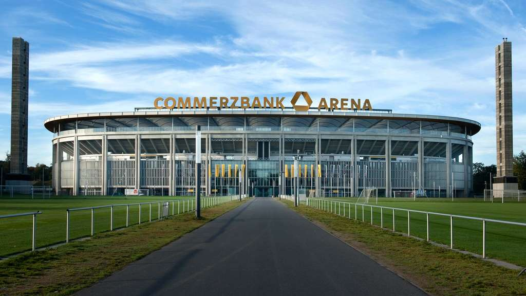 Commerzbank Arena Frankfurt Anfahrt Parken Veranstaltungen