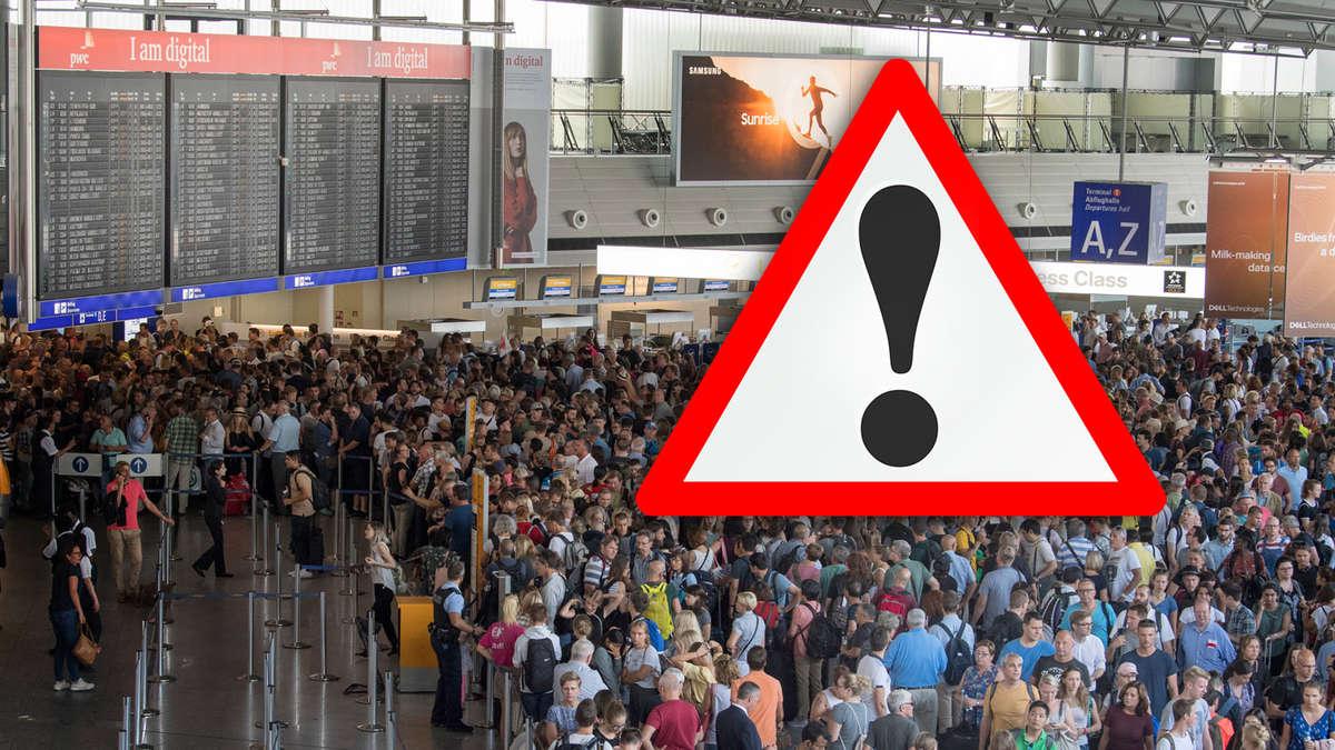 Flughafen Frankfurt Polizeieinsatz