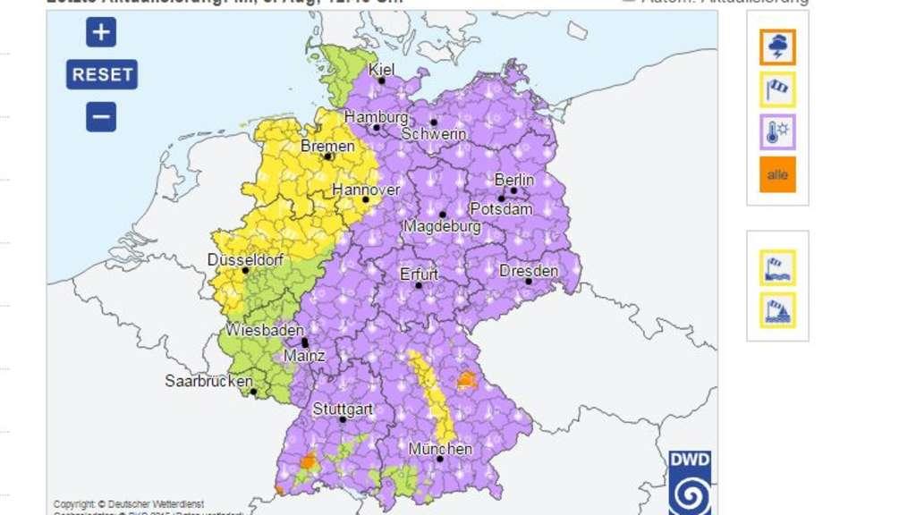 Hr Unwetterwarnung Hessen