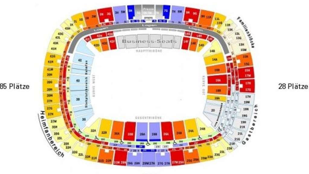 Eintracht Bayern Tickets