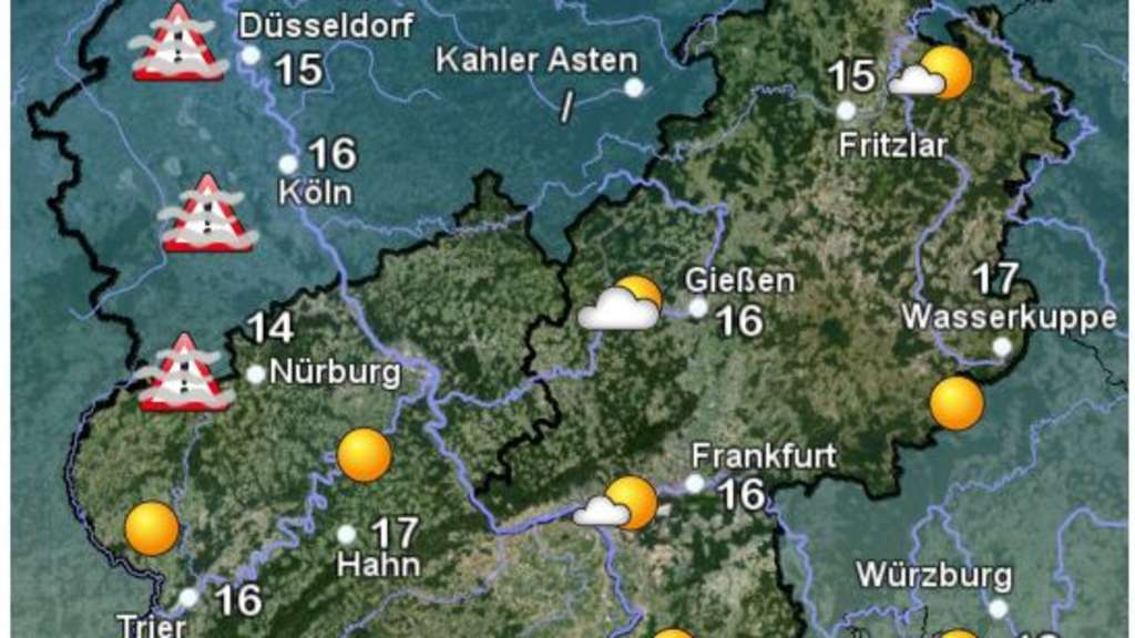 Wetter Frankfurt Com