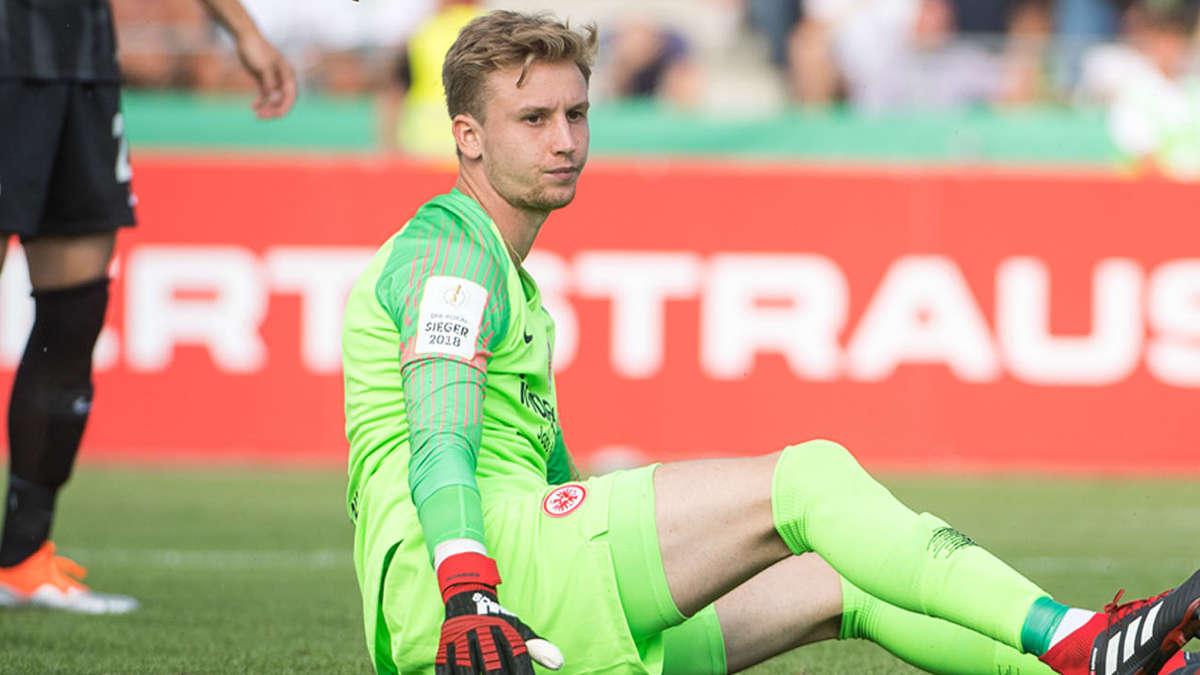 Eintracht Frankfurt Torwart