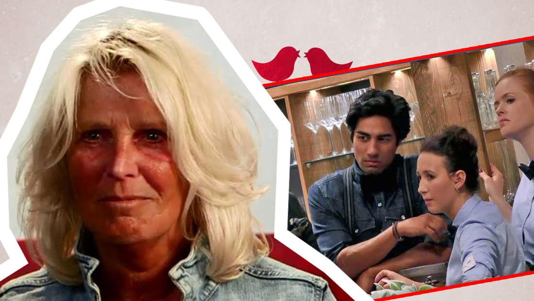 """""""First Dates"""" auf Vox: Kandidatin Gabi verwirrt sogar Barkeeper Nic Shanker"""