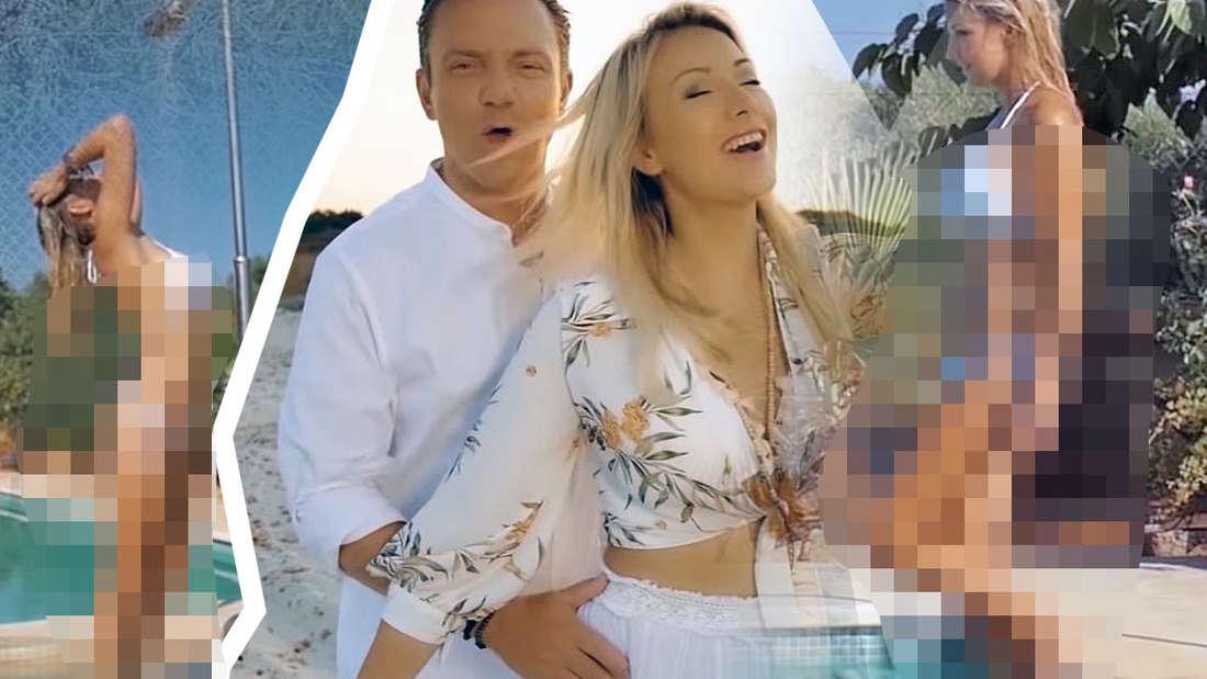 Anna-Carina Woitschack (25) zeigt sich im Bikini: Heiße Foto der Freundin von Stefan Mross aufgetaucht.