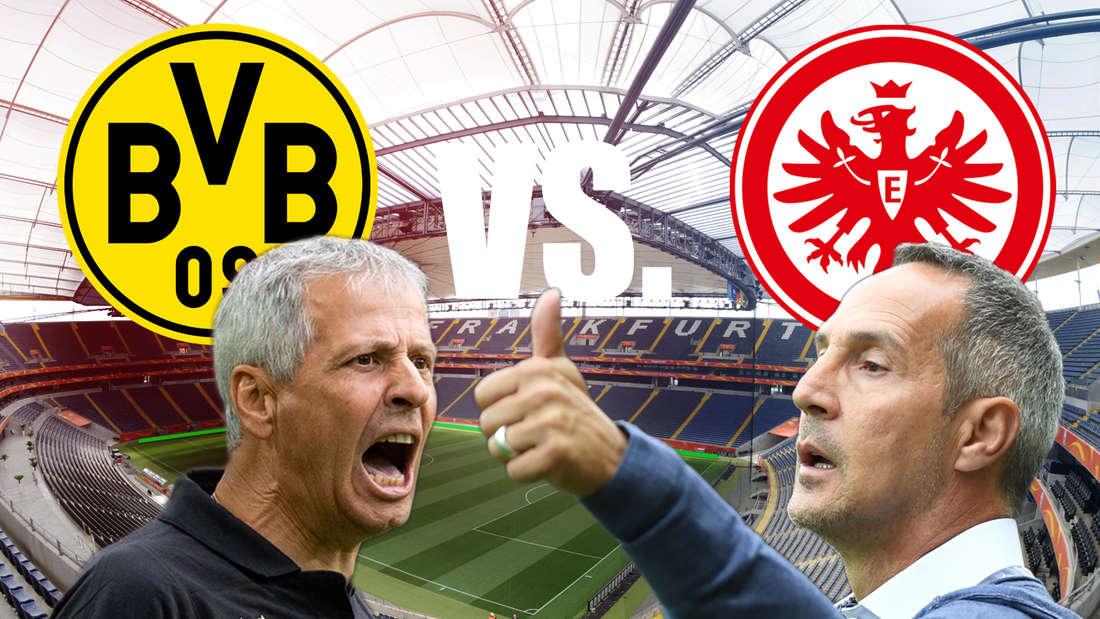 So sehen Sie Borussia Dortmund - Eintracht Frankfurt⚽ live im TV und im Livestream