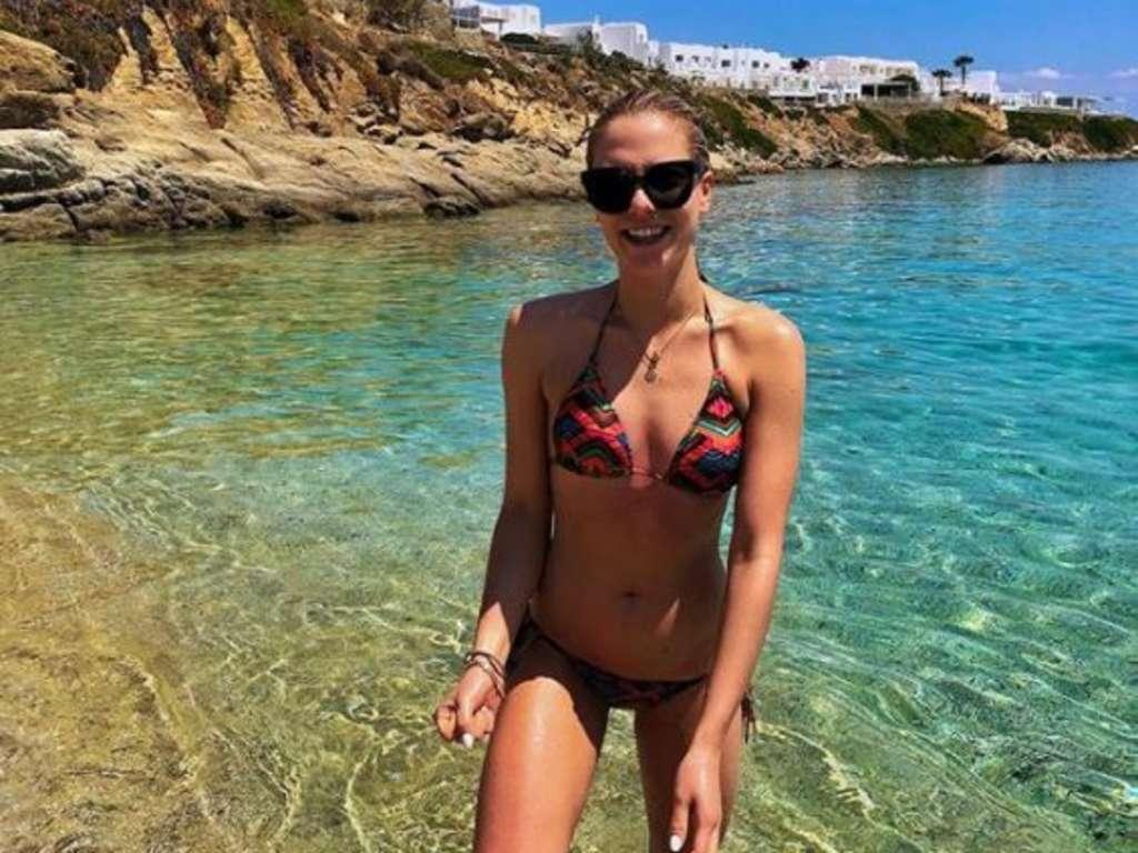 Auf valentina pahde instagram nackt Valentina Pahde