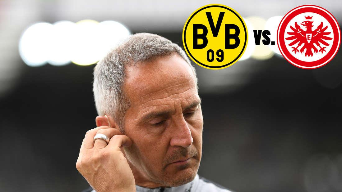 Aufstellung Eintracht Frankfurt gegen Borussia Dortmund ⚽ Spielt Rebic?