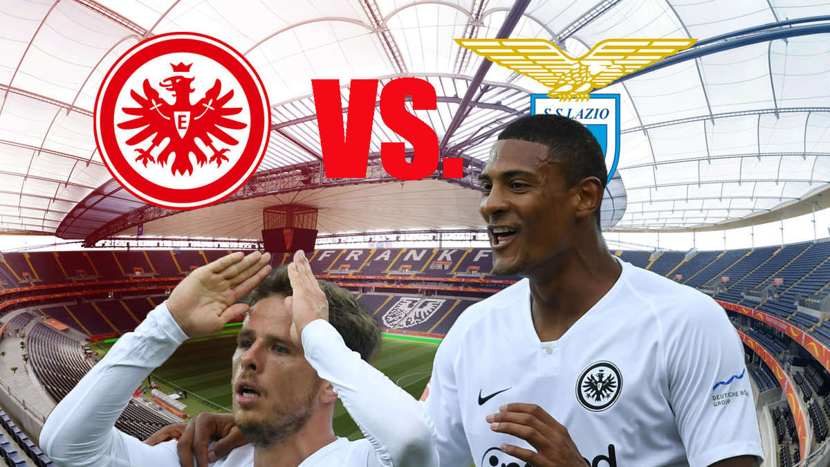 Frankfurt Lazio Rom