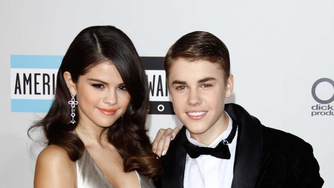 Selena Gomez und Justin Bieber sind seit 2011 ein On-und Off Paar.