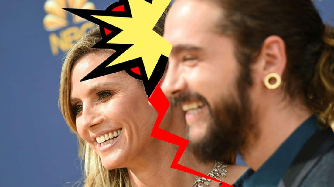 Kriselt es in der Beziehung von Heidi Klum und Tokio-Hotel-Star Tom Kaulitz? Ein neues Instagram-Video zeigt die Wahrheit.