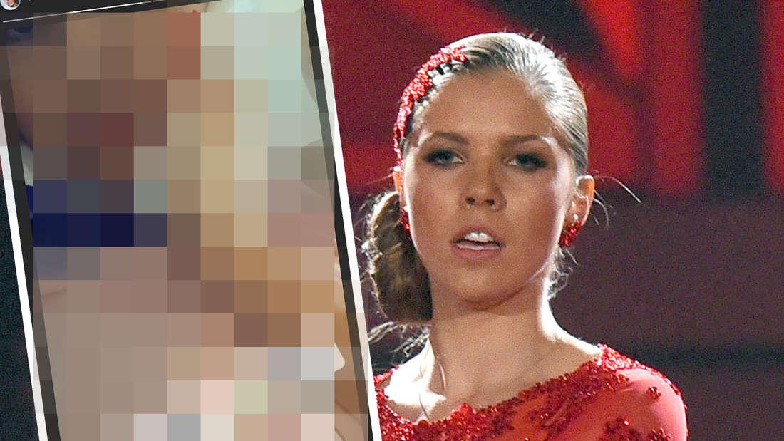 """Victoria Swarovski: OP! """"Let's Dance""""-Moderatorin zeigt Bilder nach Eingriff"""